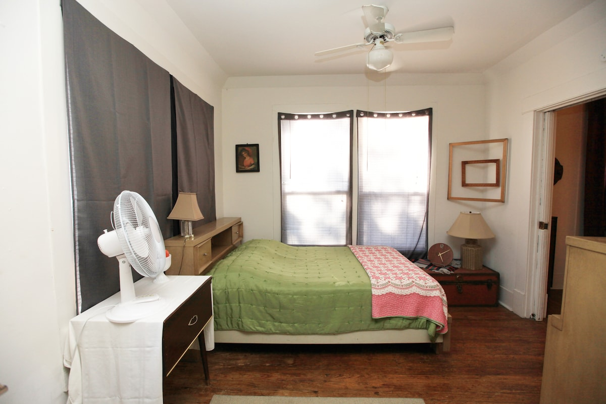 Charming apt. in heart of the city