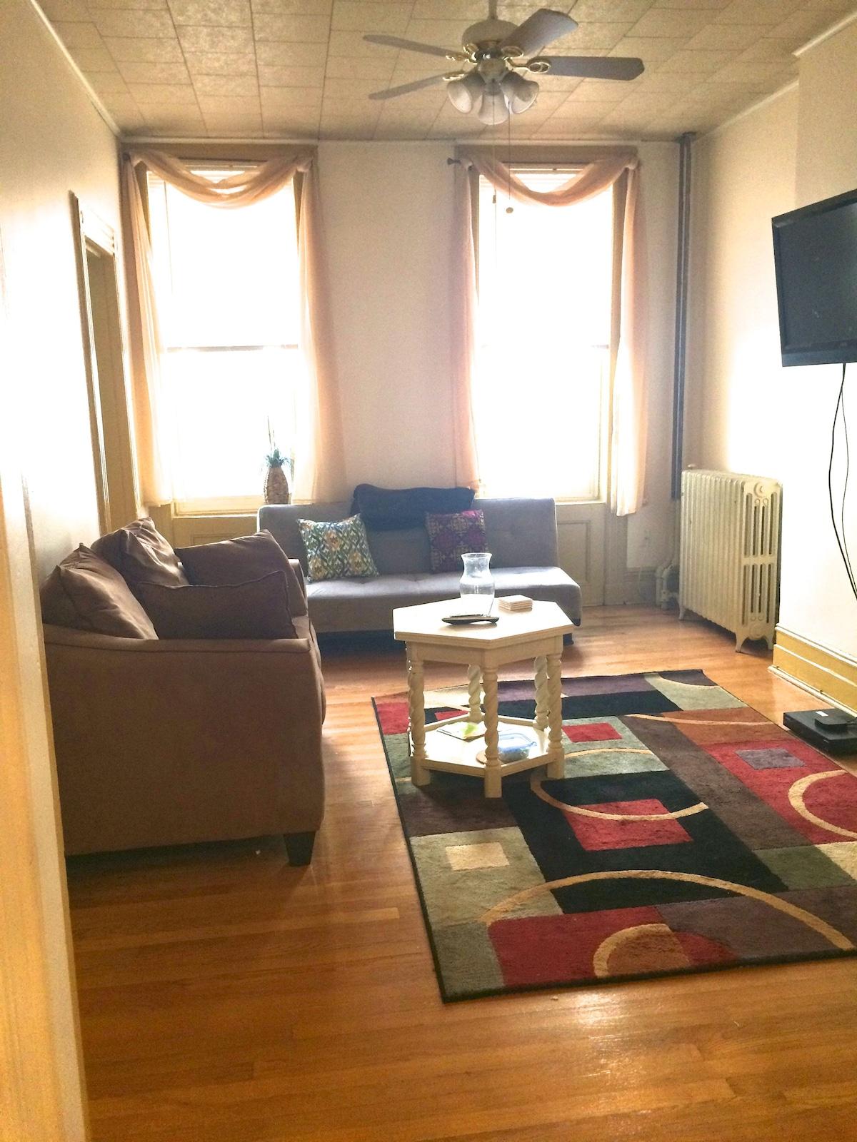 Huge Apartment in Hoboken