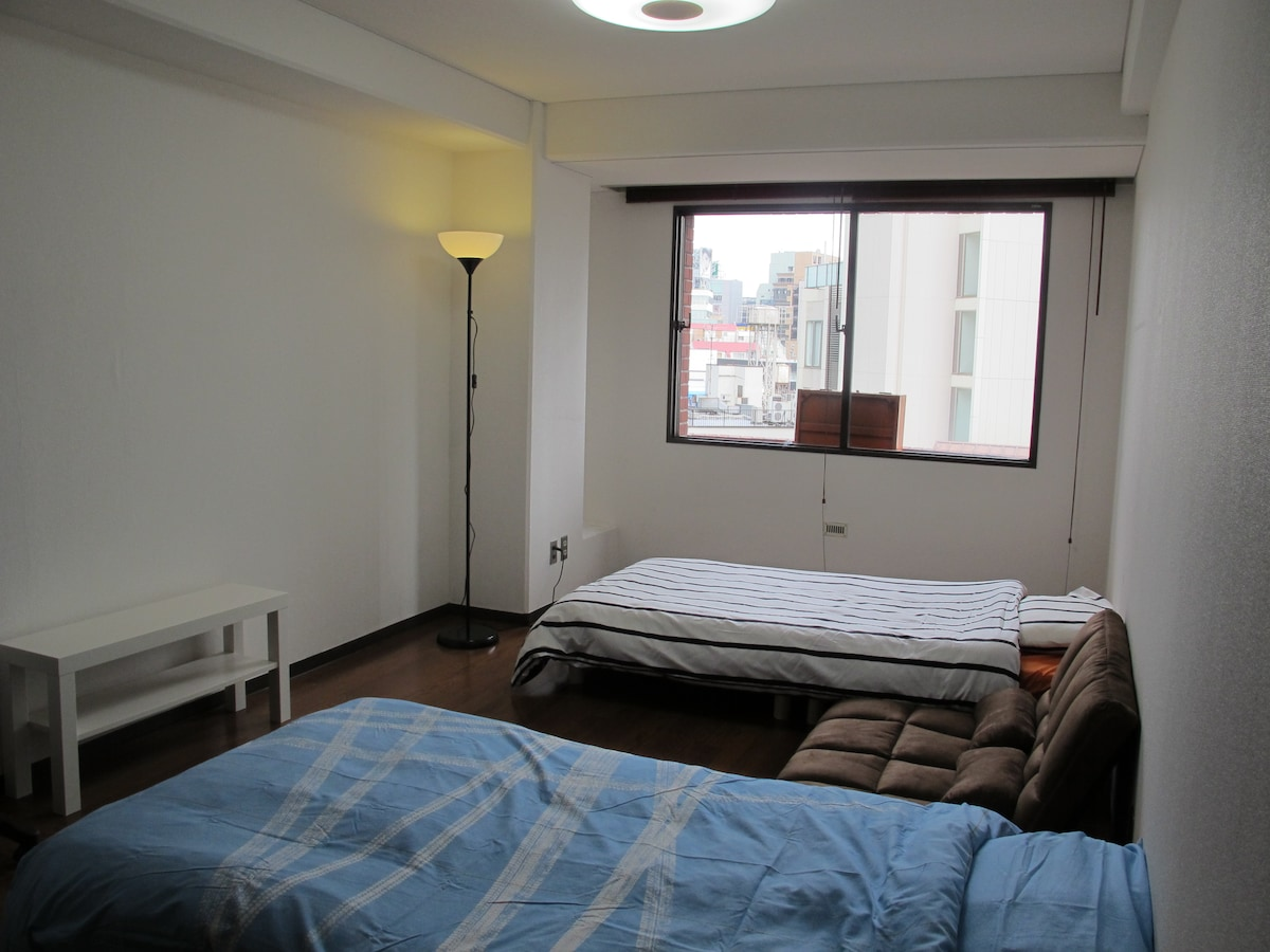 Pleasant room in Roppongi Town