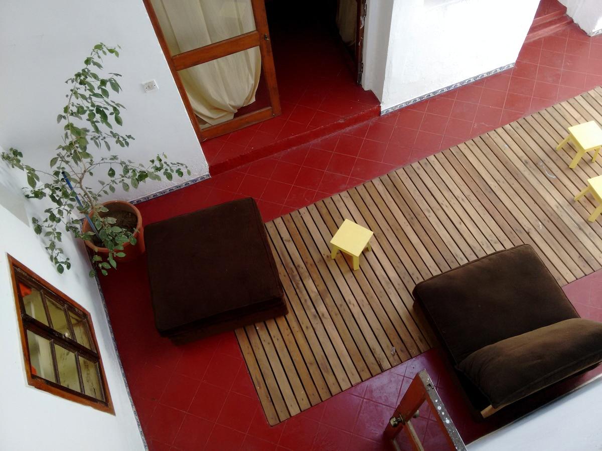 Old Quarter Hostel -Standard Double