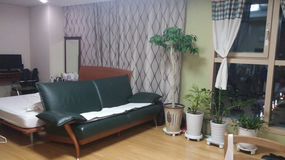 a studio-type room, 38.45㎡