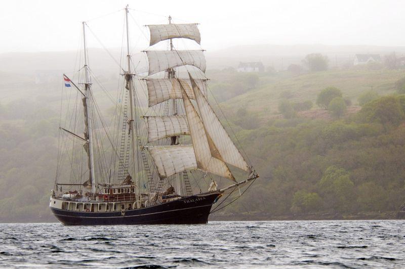 Luxurious 3-Mast Sail Ship Hamburg!