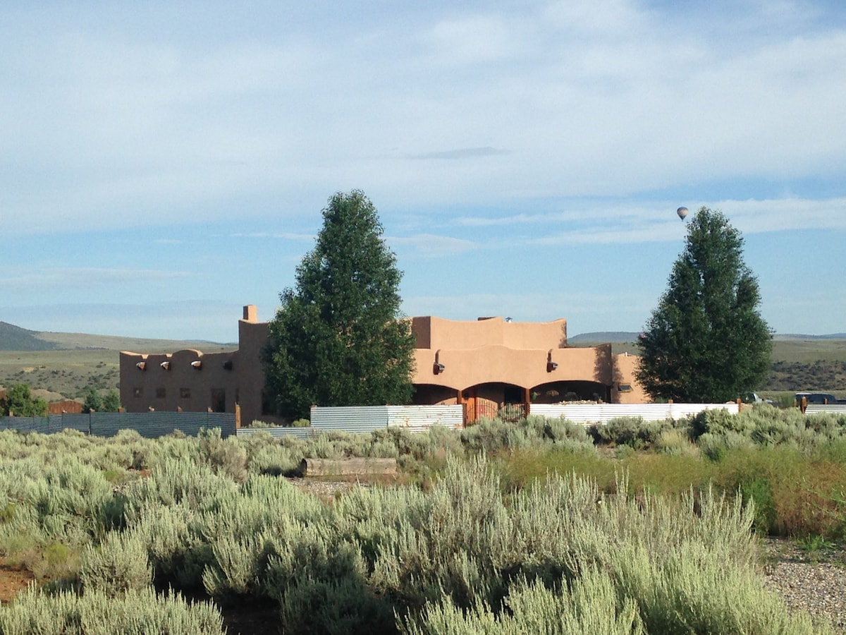 Tranquil Southwest Home on 10 Acres