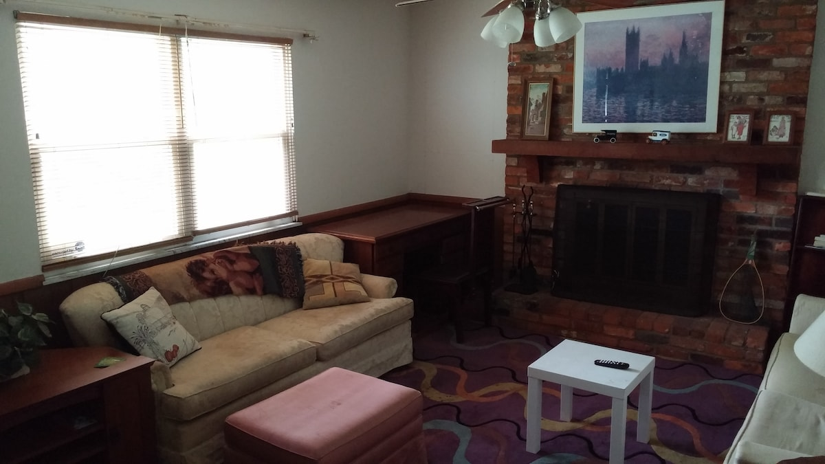 #1 Great Large House With Bedroom