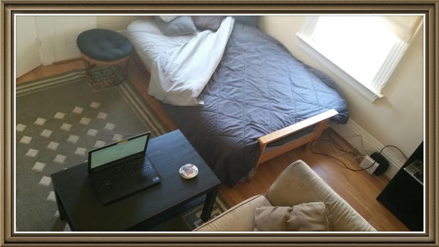 Cool Calm Cozy Bed Bath in Berkeley