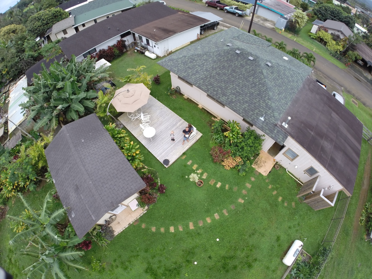 Kilauea Garden Bed and Breakfast