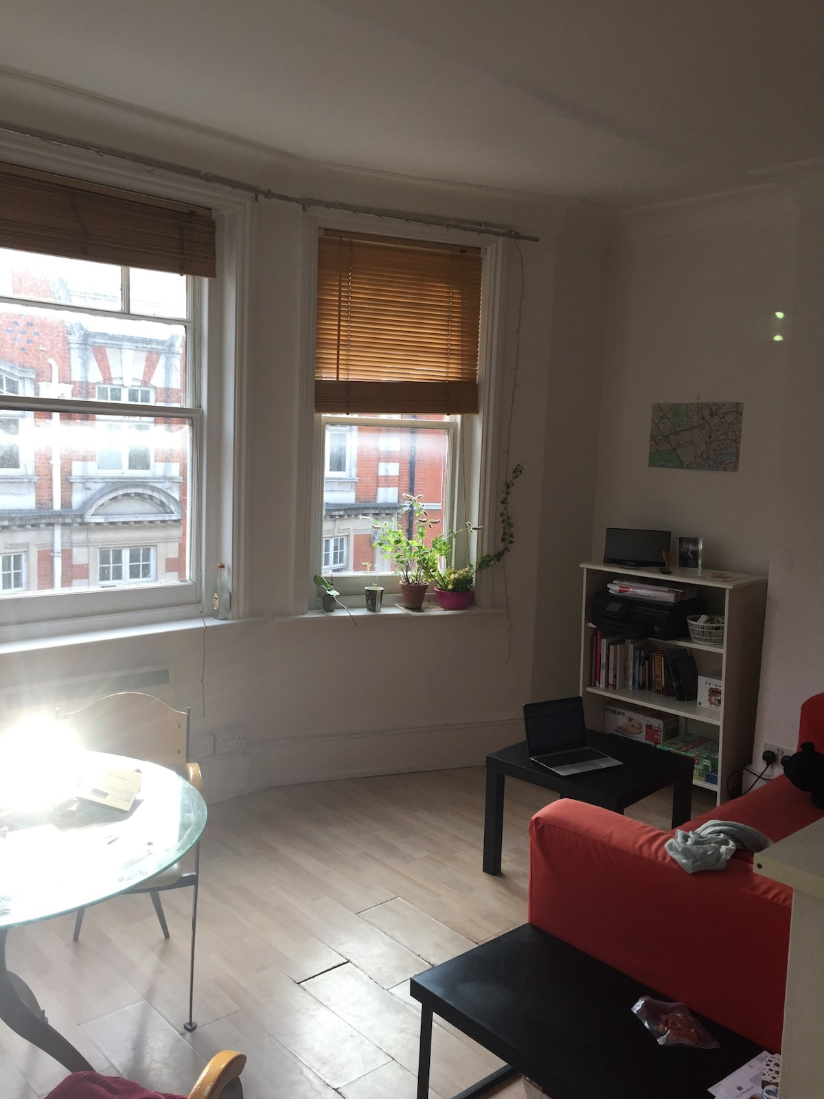 Central London Flat (Oxford Circus)