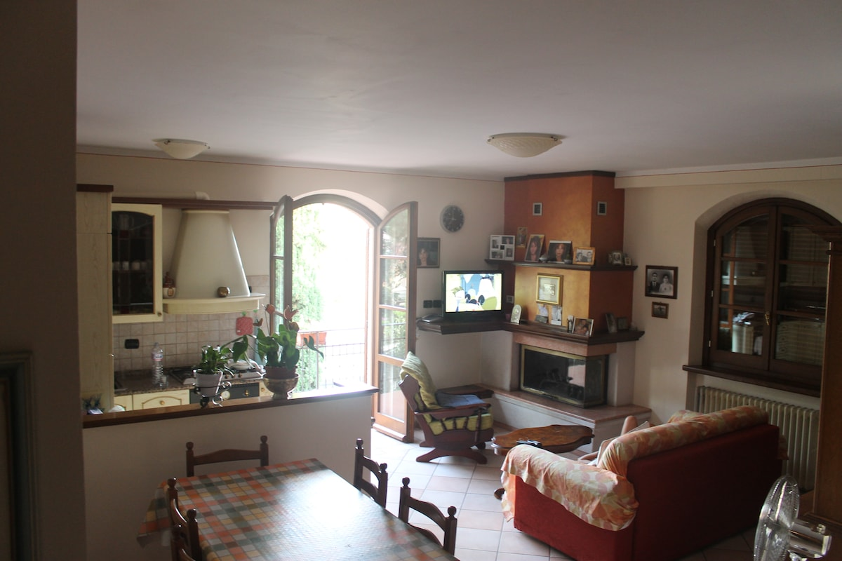 Apartment near Assisi
