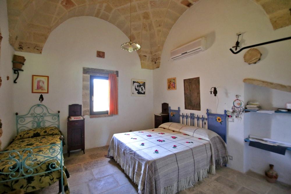 Camera 3 posti letto Masseria Serra