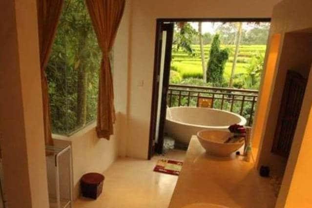 Villa Suara Alam, Master Suite