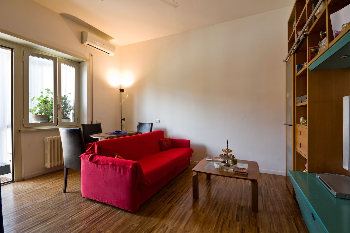 Entire apartment  on the Park-