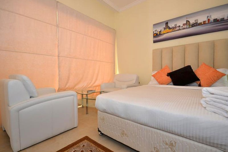 #523 Burj Al Nujom Studio Downtown