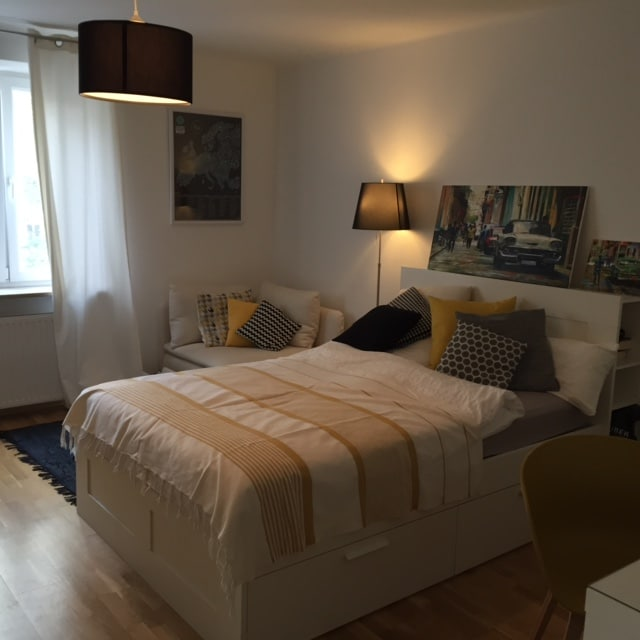 Beautiful room in Schwabing