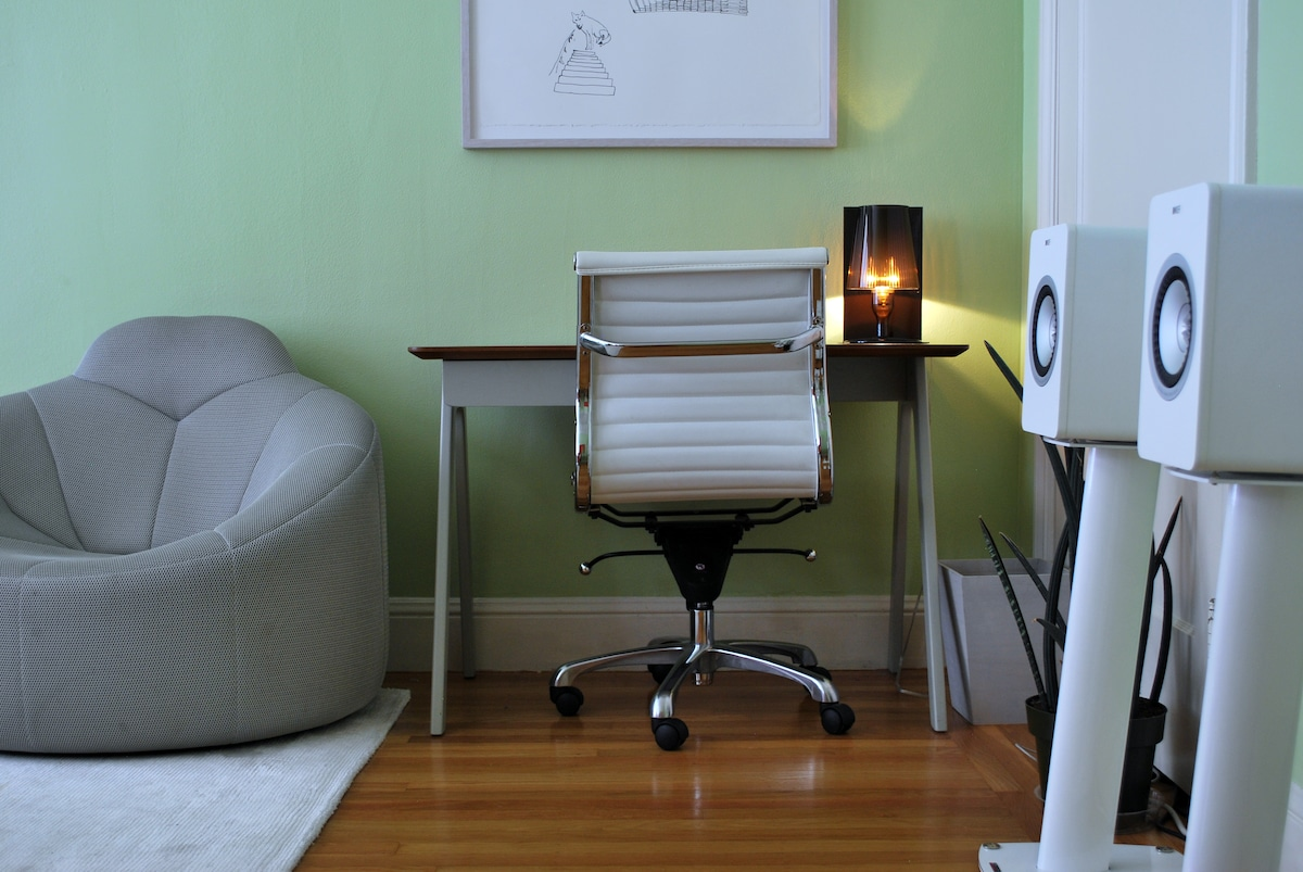 Studio apartment in the Mission