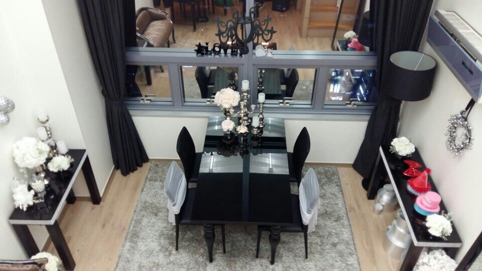 Fancy Duplex Apartment@Gangnam (강남)
