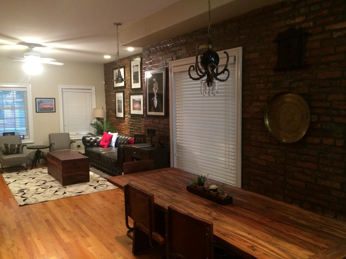Spacious Home in Center City
