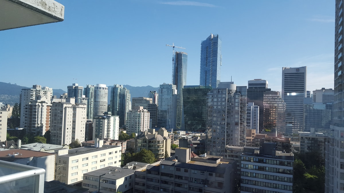 Heart of Downtown Vancouver!