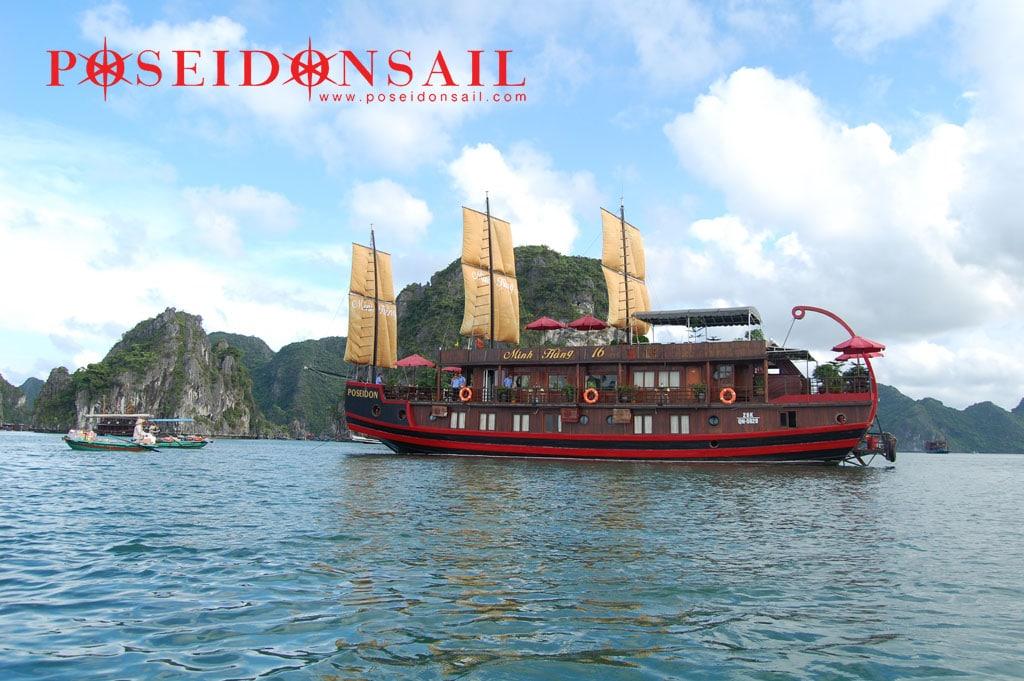 Deluxe Cabin on Poseidon Sail