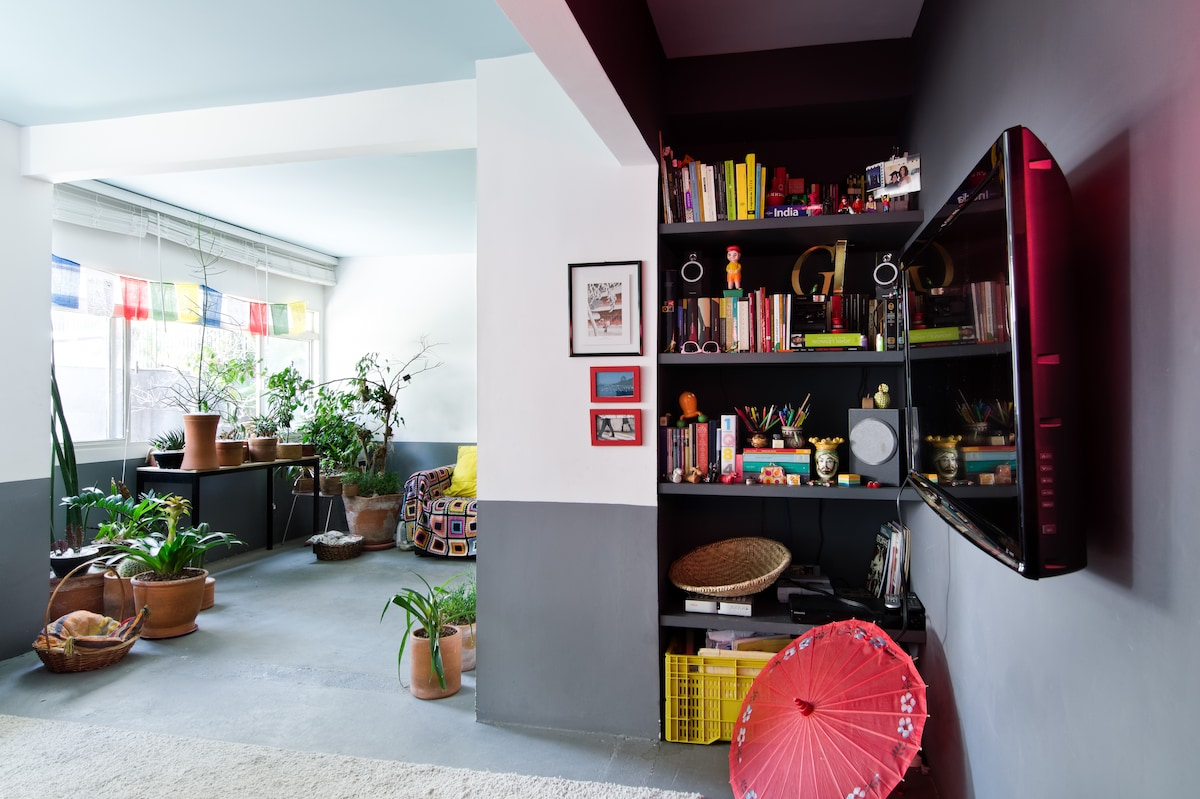 Great flat in Vila Madalena