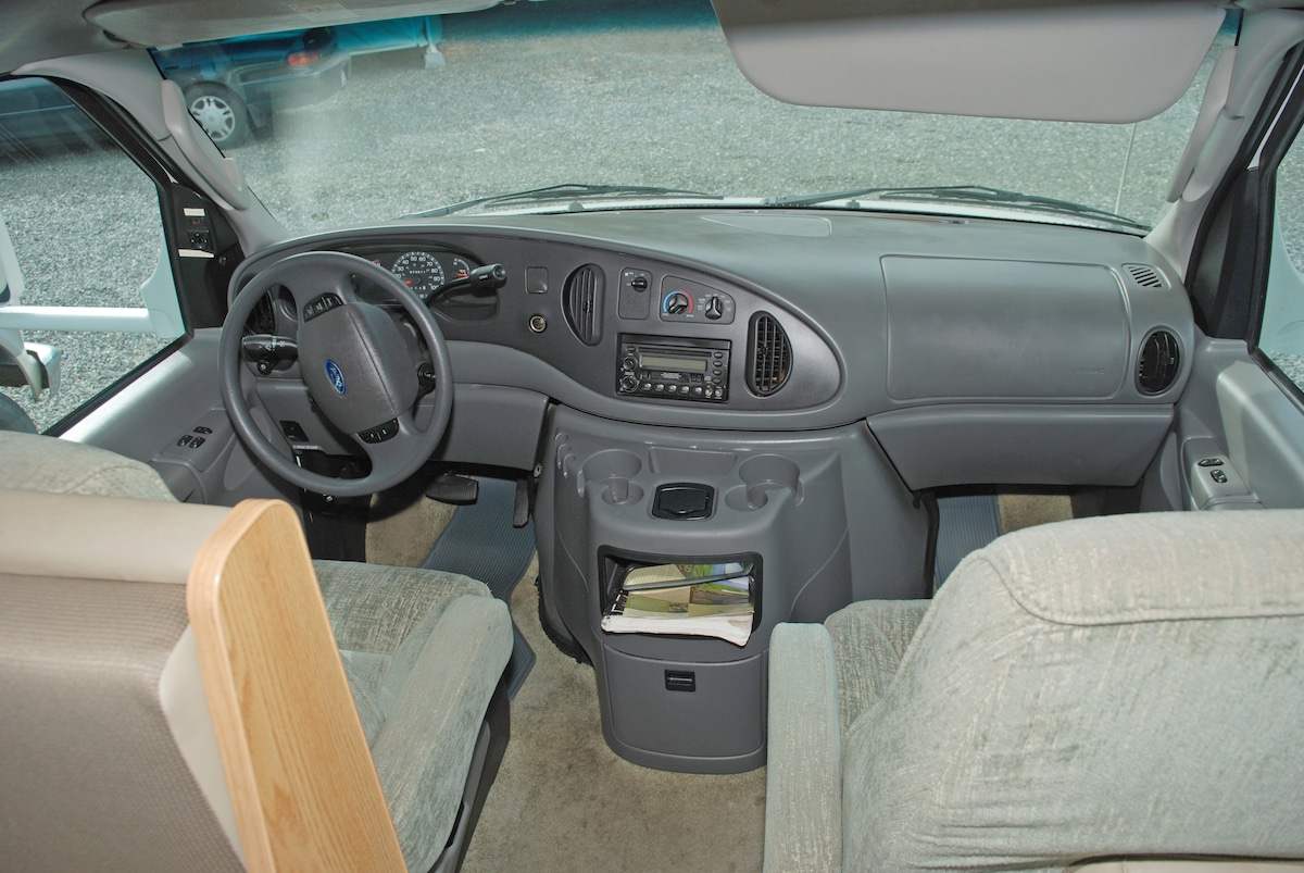 Comfortable and easy to drive