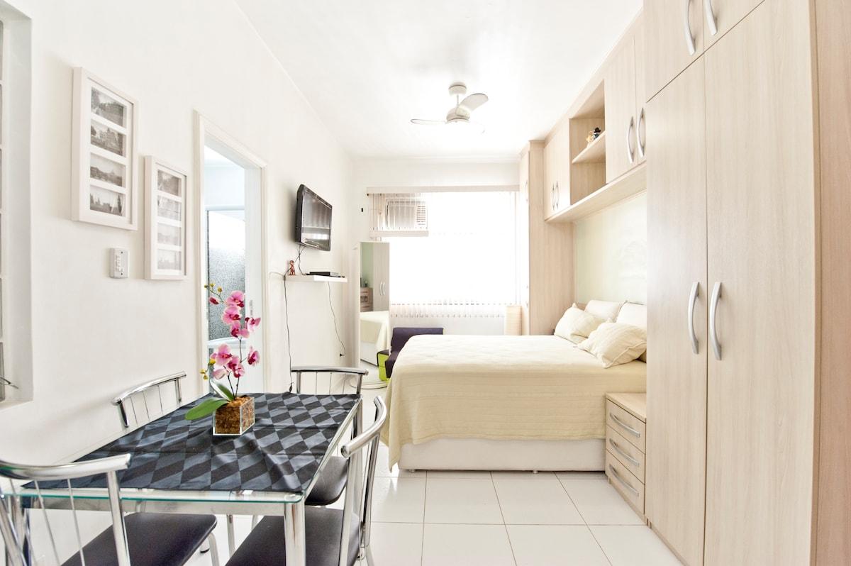 Nice, cozy apartment in Botafogo