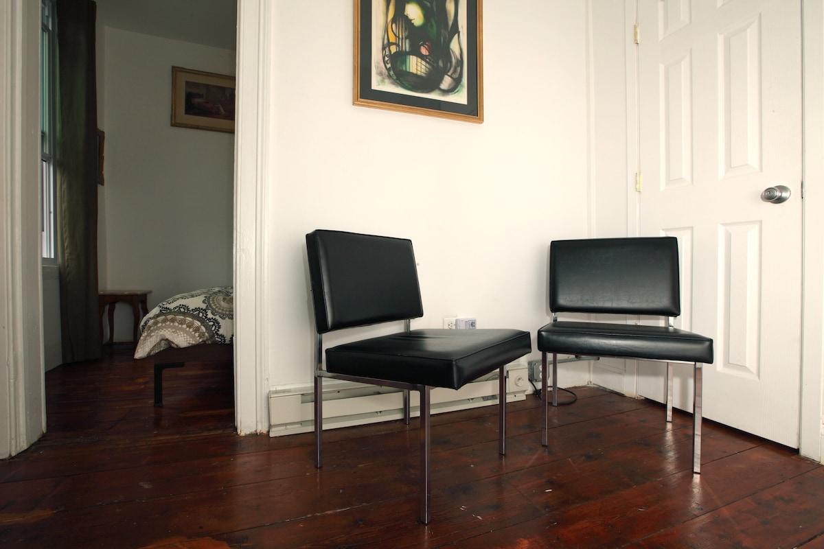 office, part of bedroom 2