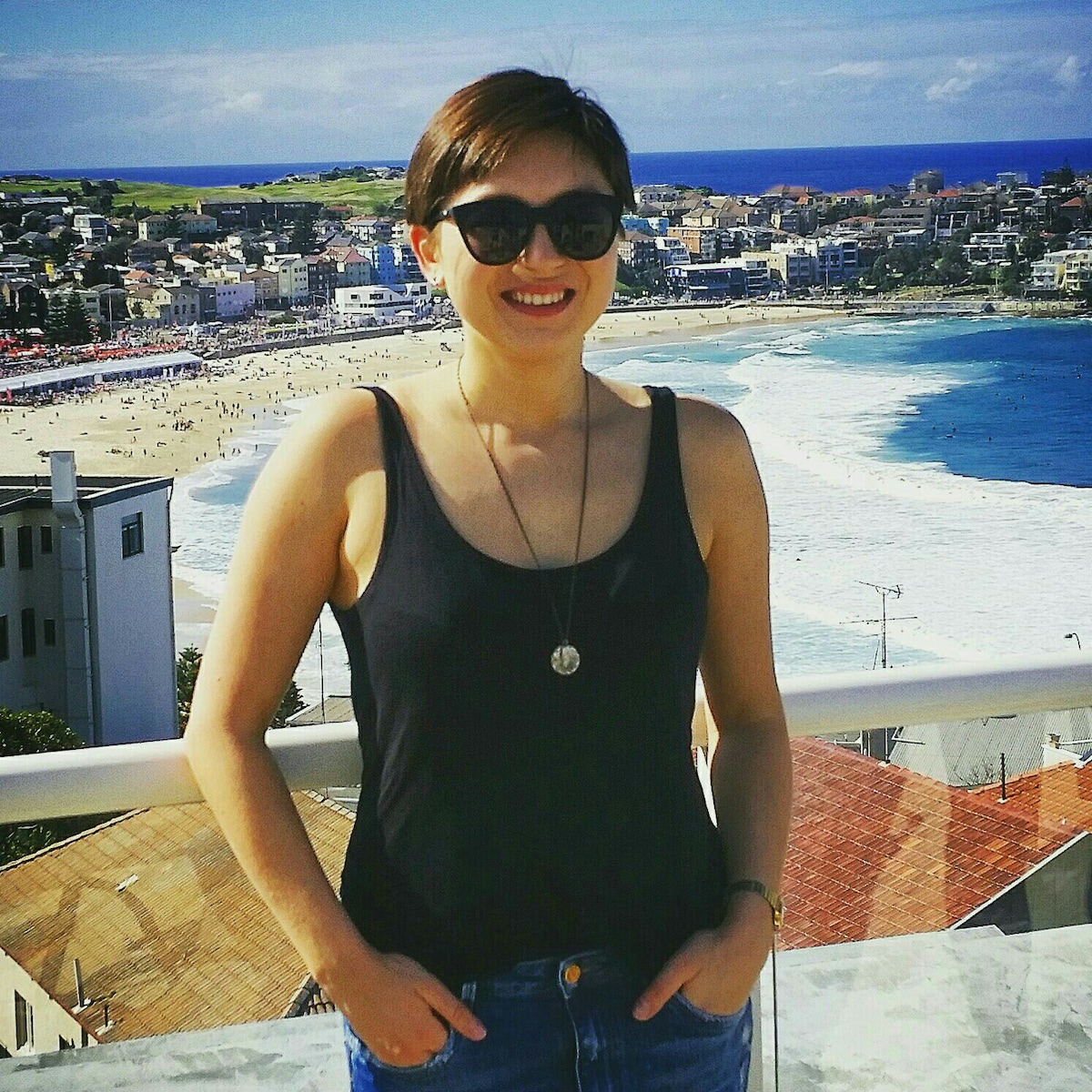 Olga from Bondi Beach