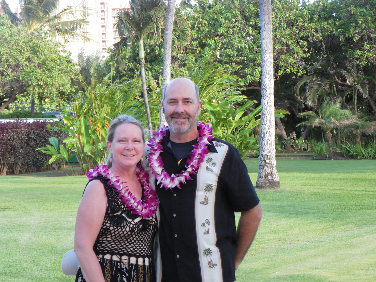 Kent And Amy from Ewa Beach