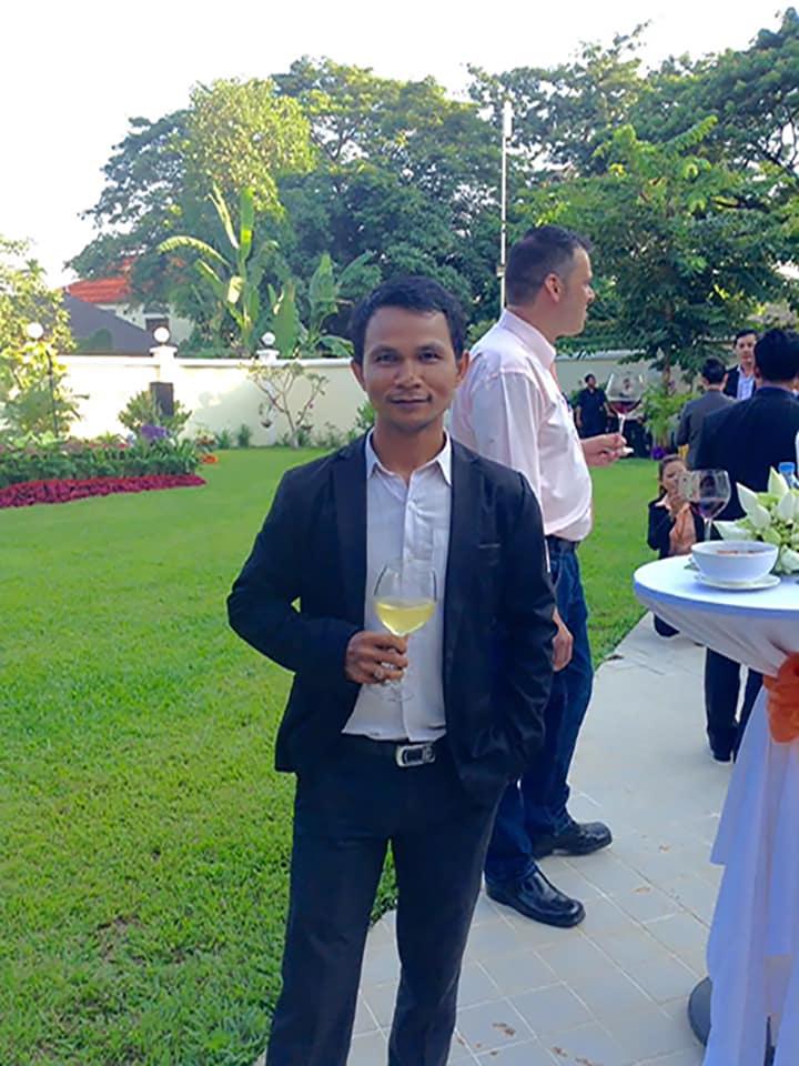 Seng from Krong Siem Reap