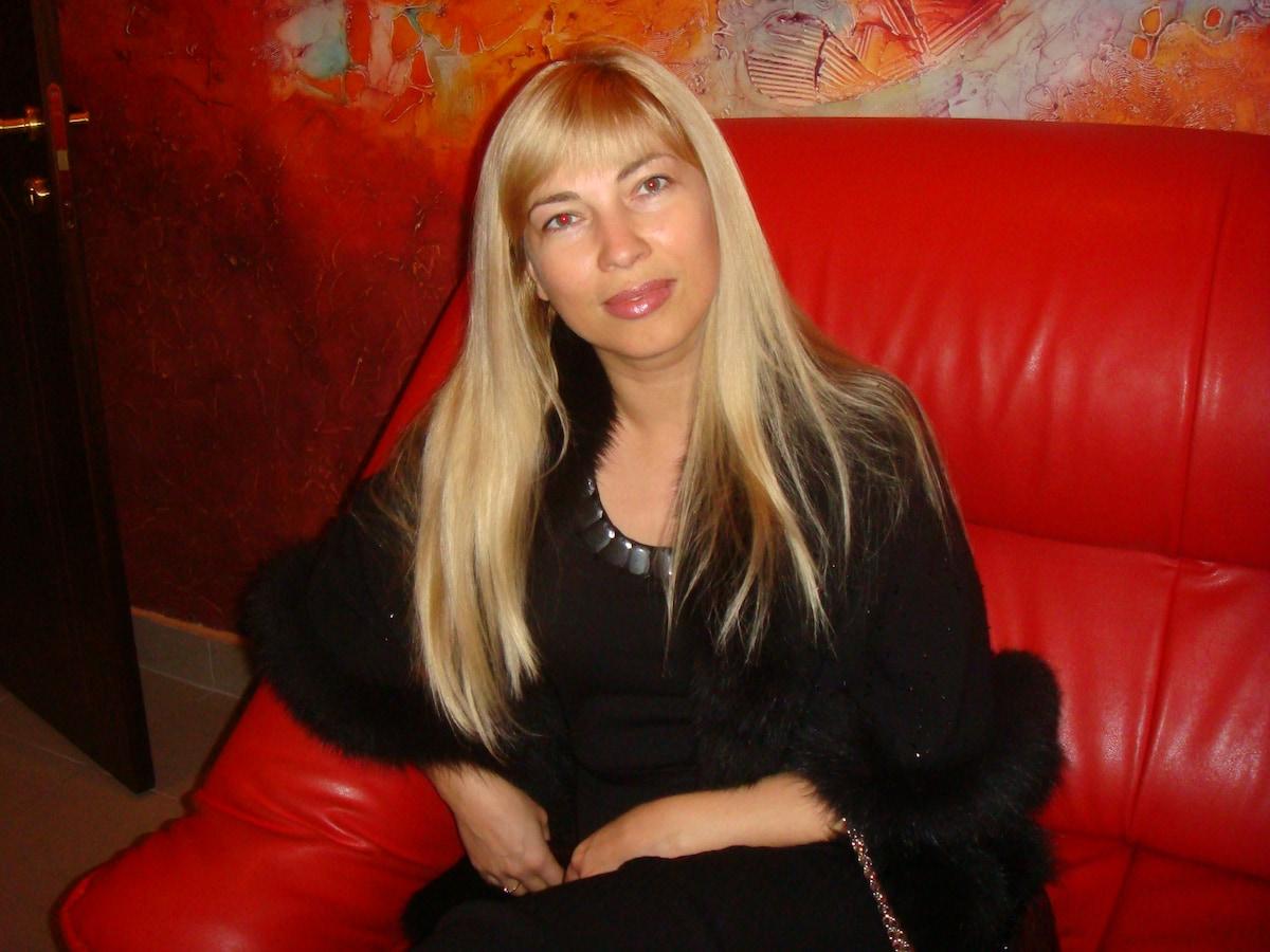 Olga From Contrada Difesa II, Italy