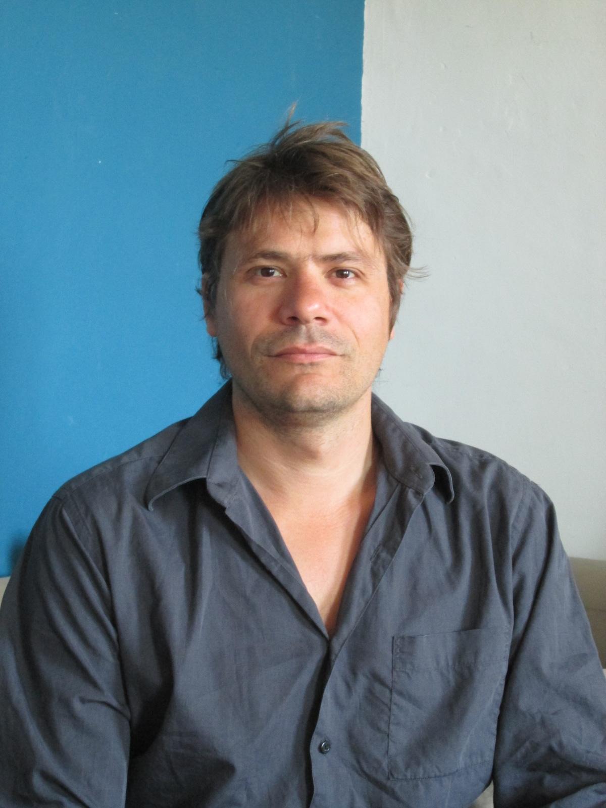 Sylvain From Villeneuve-lès-Avignon, France