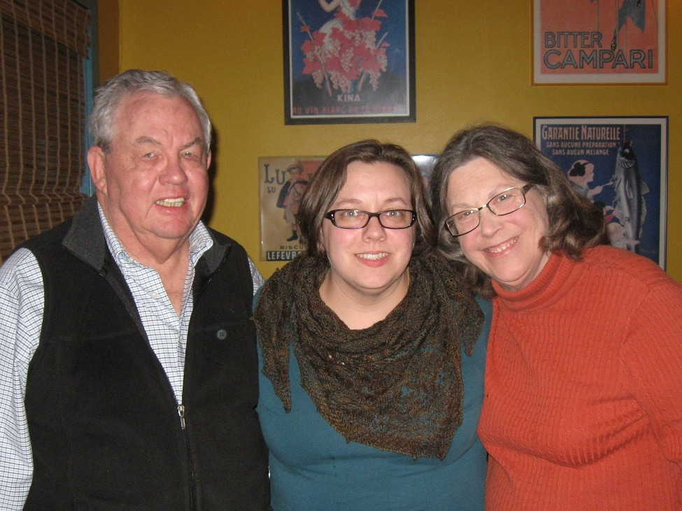 Martha, Glenn, And Vanessa from Memphis