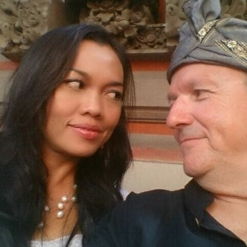 Jacques And Anita From Ubud, Indonesia