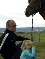 Einar And Melanie from Egilsstaðir