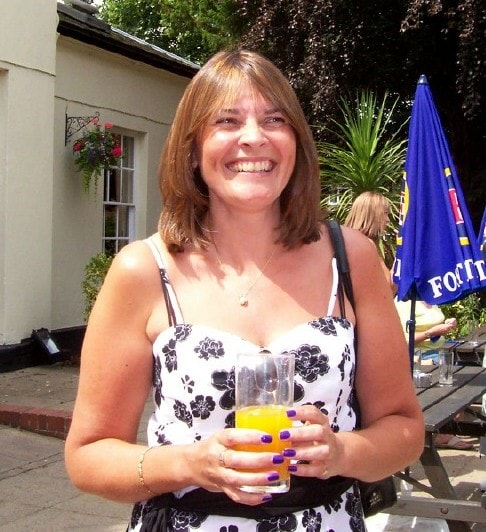 Linda from Lincolnshire