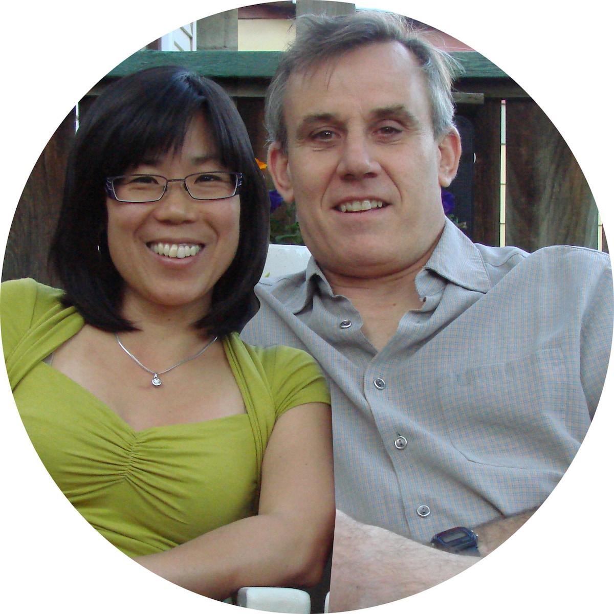 Doug & Michelle from Toronto