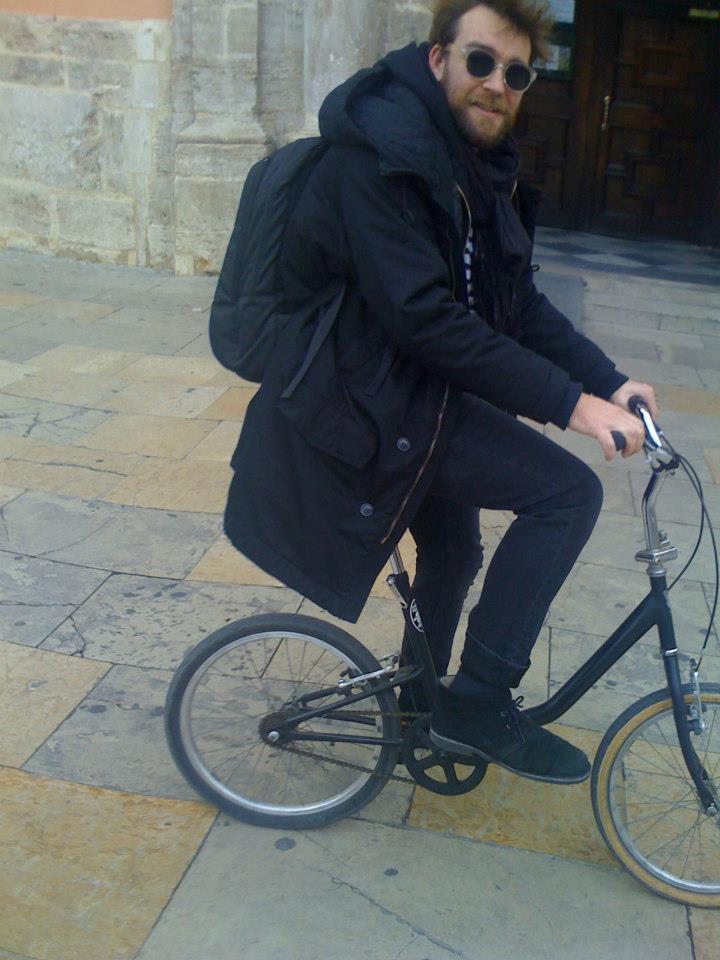 Lorenzo from Berlin