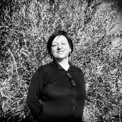 Maria Morena from Santarcangelo di Romagna