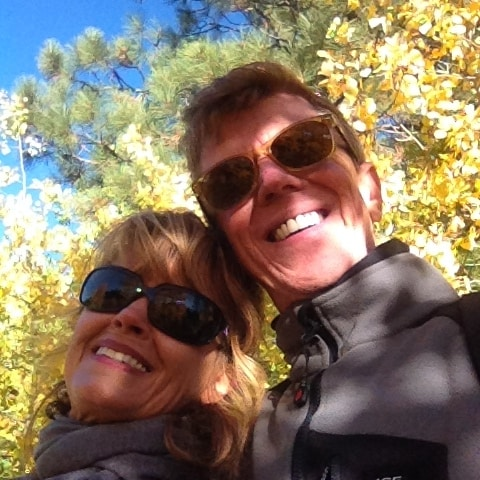 Alex & Terri from Incline Village