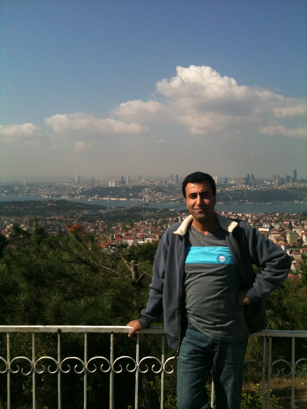 Ghassan From London, Canada