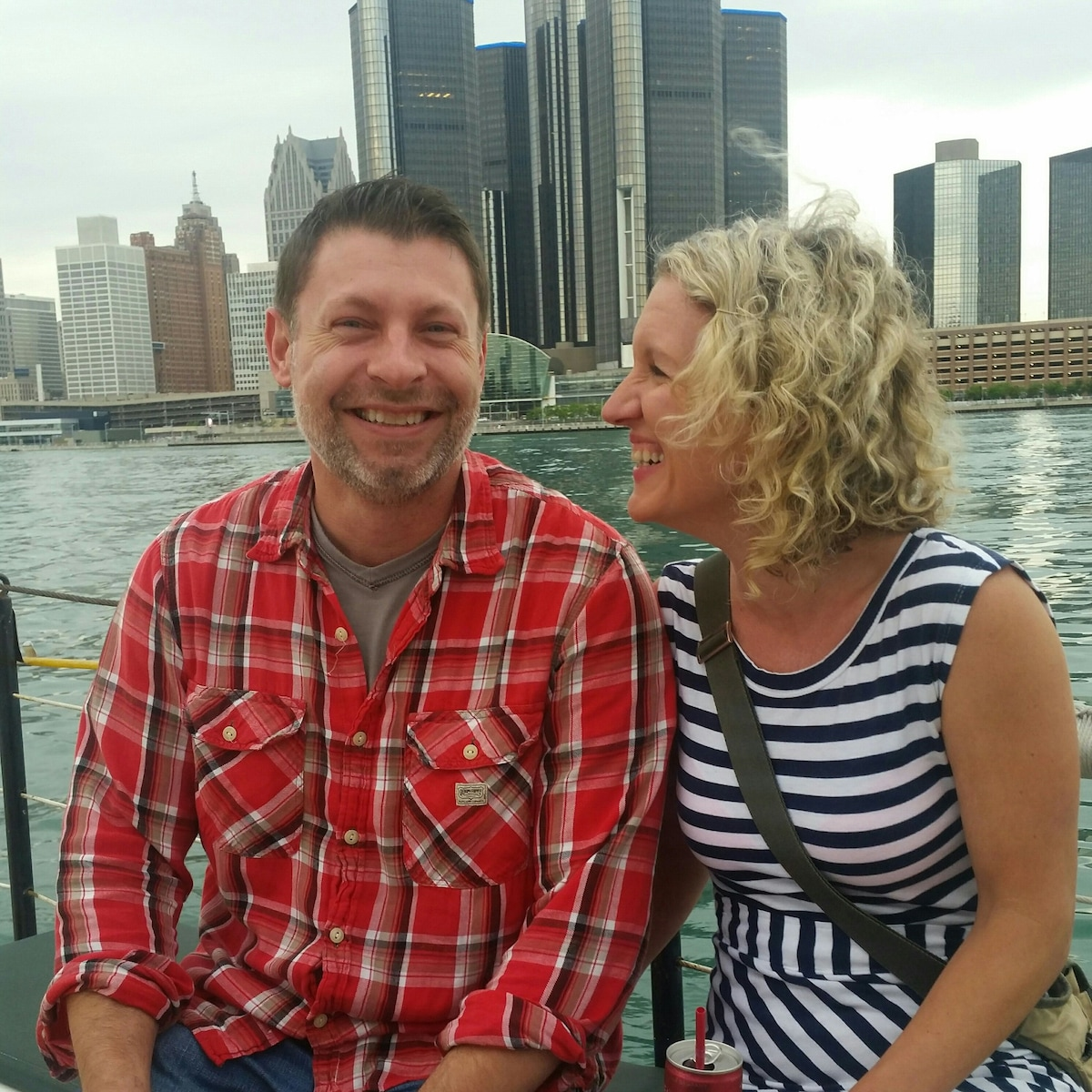Dana (And Brian) from Detroit