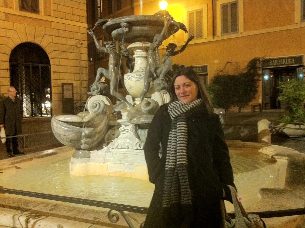 Serena from Roma