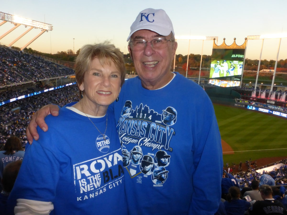 Sherry And Saul From Overland Park, KS