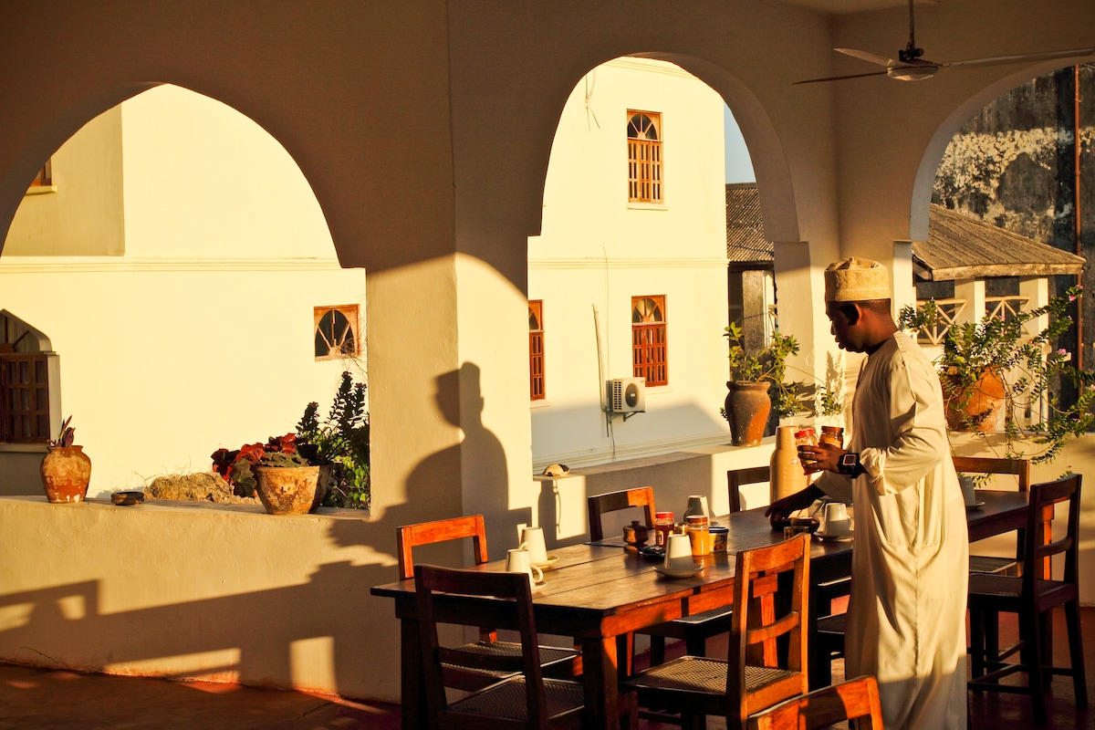 Kiponda from Zanzibar, Stone Town