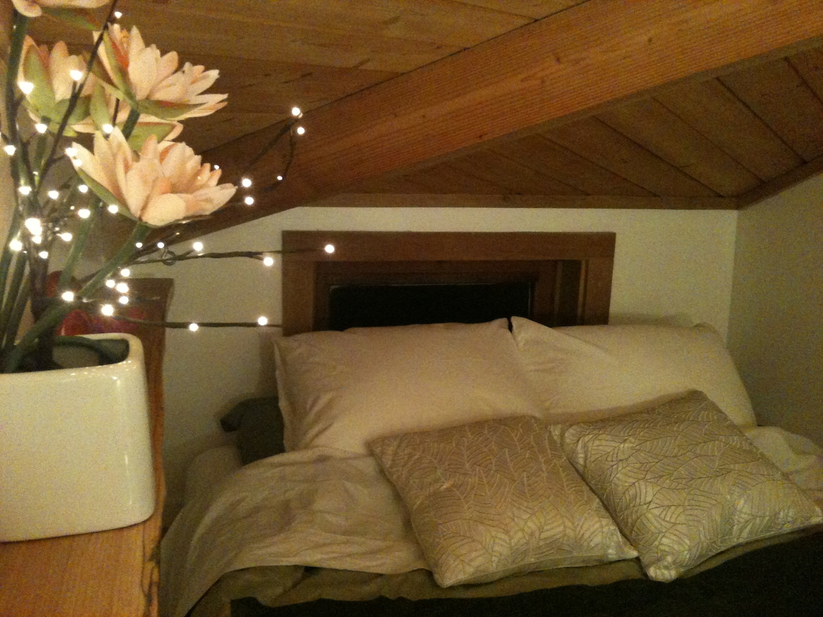 Solace Organic Spa RETREAT from Salt Spring Island