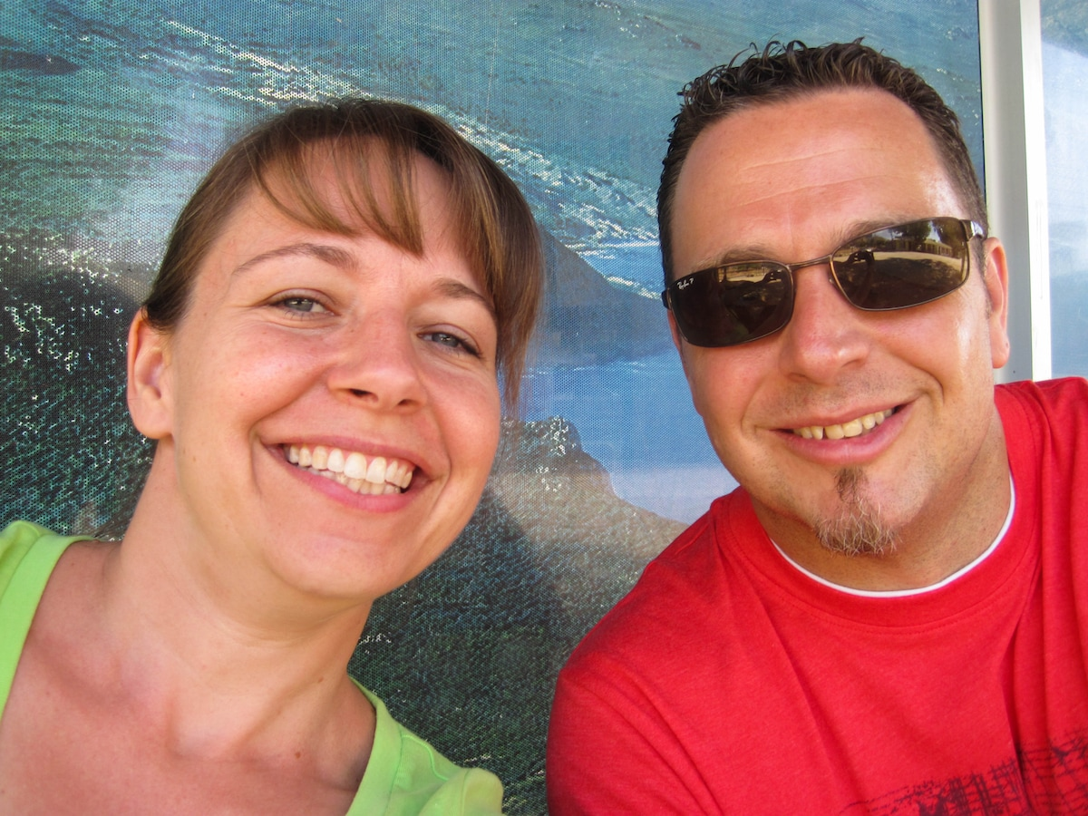Kim And Tim from Playa Conchal