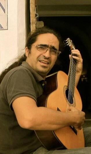 Juanmi from Vejer de la Frontera