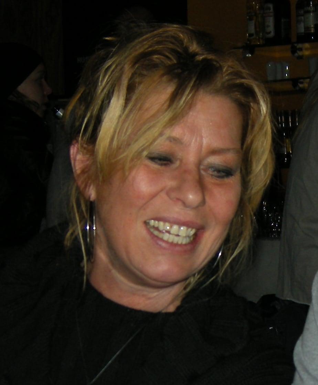 Christine from Kolding