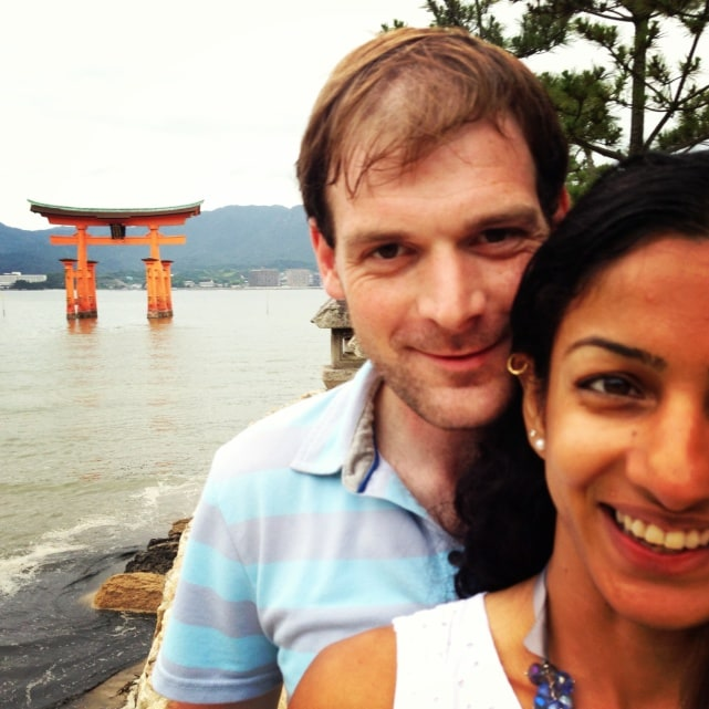 Deepti & Michael from Brighton