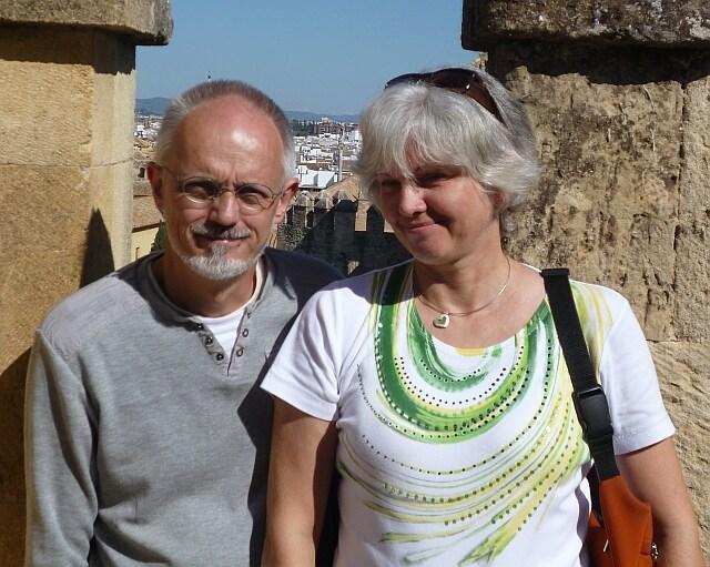 Wir, also ich und meine Frau Susanne, sind seit ei